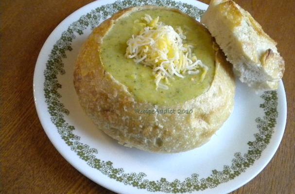 Broccoli Cheddar Soup, A Panera Bread Co. Copycat