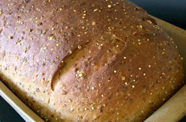 Ancient Grains Bread