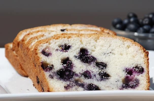 How to make Simple Blueberry Bread