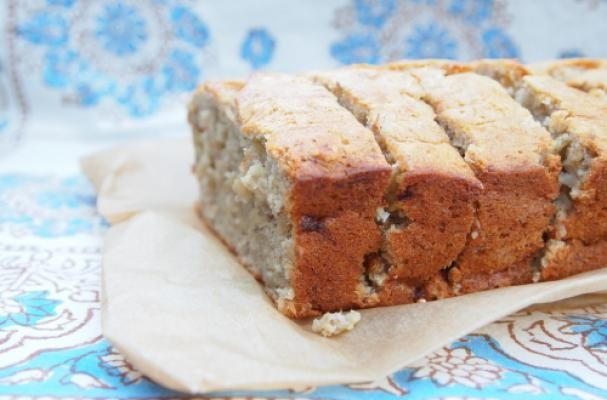 How to make Low-Fat Oatmeal Banana Bread