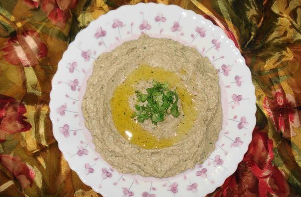Baba Gonoush (Egyptian Dish)