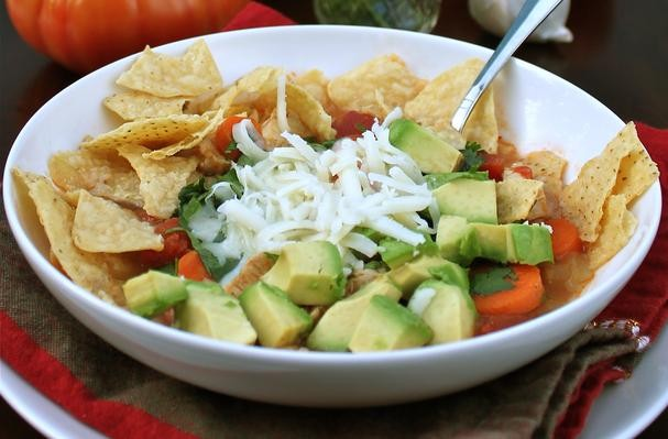 Nearly Famous Chicken Tortilla Soup