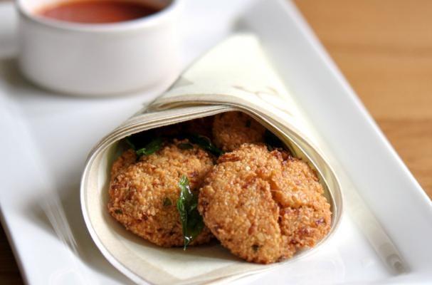 Lentil Fritters (Parippu Vada)