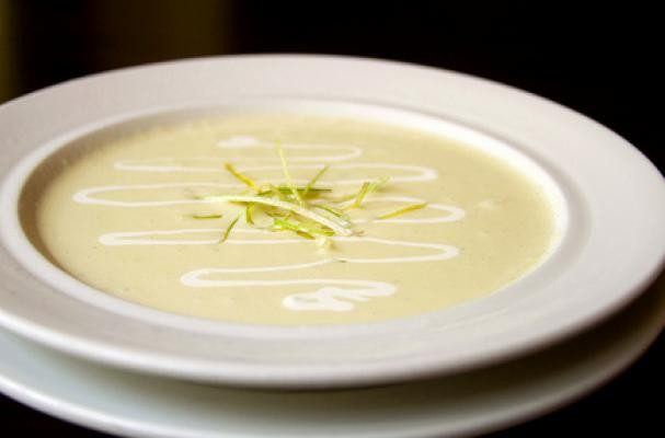 Julia Child's Vichyssoise