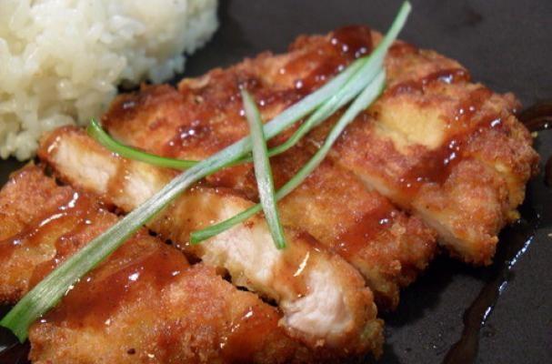 Donkatsu – Korean Breaded Pork Cutlet