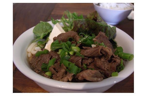 Japanese Steak Salad