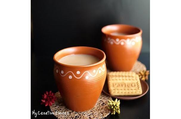 Five Spice Chai Latte