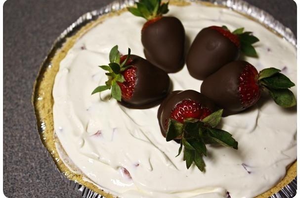 Natalie's Strawberry Pie