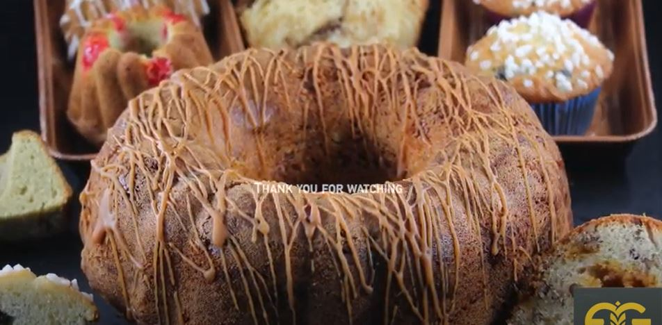 Eurogerm Creme Cake