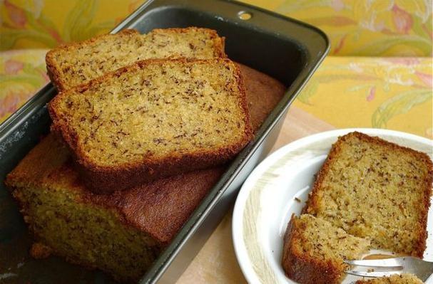 Torta Di Banana (Banana Cake)