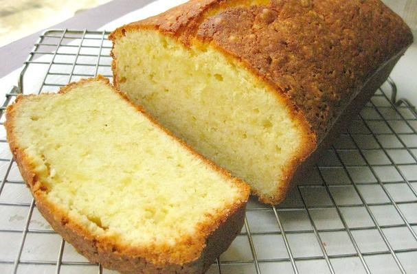 Pound Cake With Cream Cheese