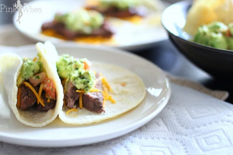 The Secret to Easy Skillet Filet Mignon Steak Tacos