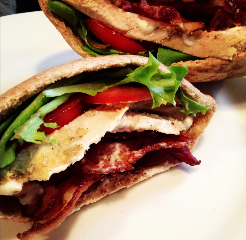 Turkey Ranch BLT