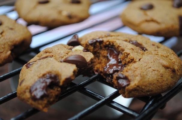 Chocolate Explosion Cookies