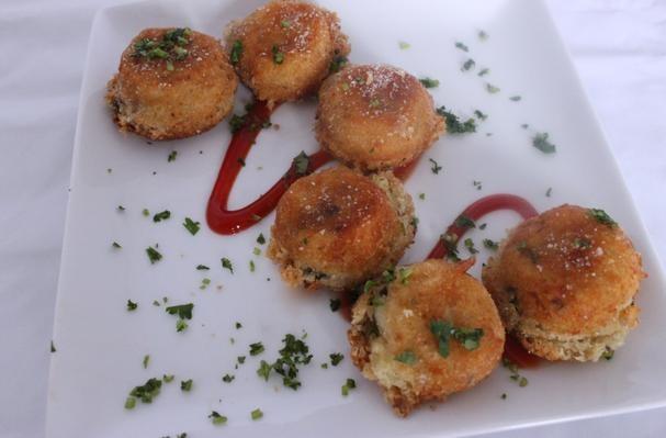 Sardine Croquettes (Croquetas De Sardinas)