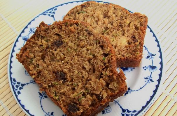Moist Zucchini Pineapple Sweetbread