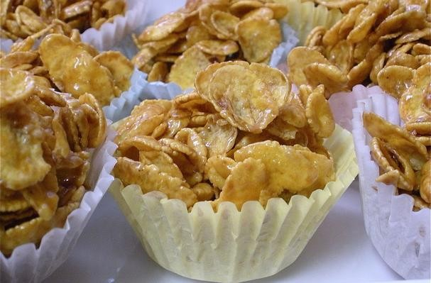 Cornflake Cupcakes