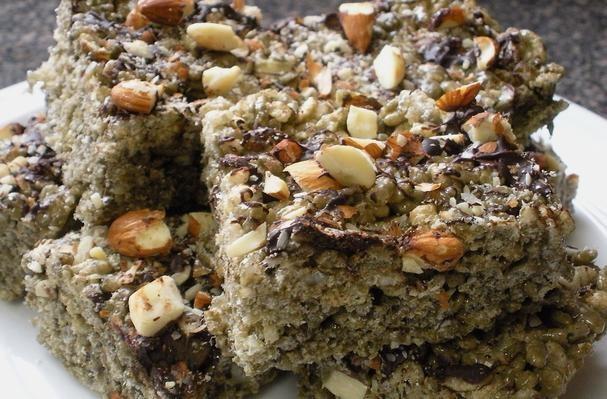 Rocky Road Rice Krispie Treats