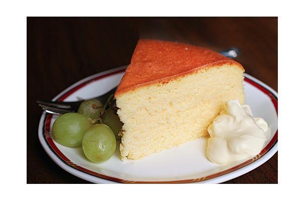 Japanese Chiffon Cake