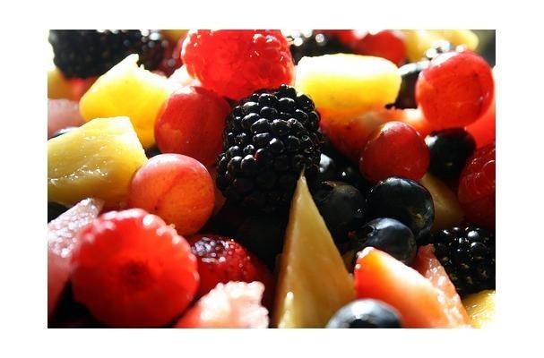 Blueberry-Pineapple Salad