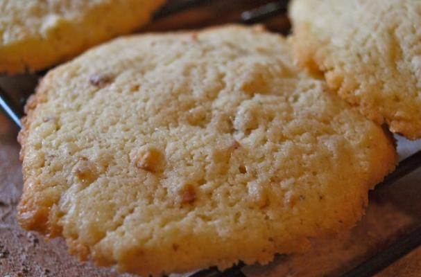 Buttery Hazelnut Shortbreads