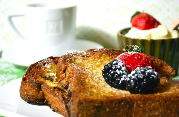Pain Perdu – Brioche French Toast