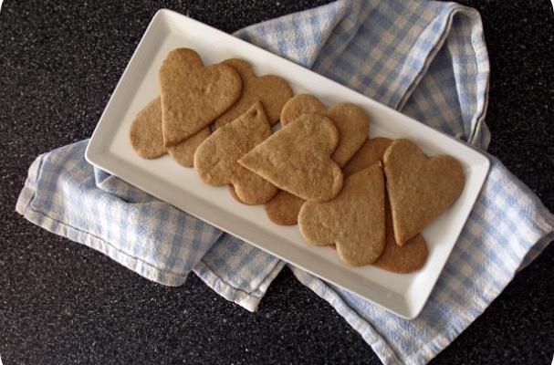 Vanilla Honey Cut Out Cookies